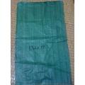 Bao xanh lá K62x105